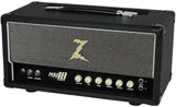 Dr. Z Maz 18 Jr NR Head - Black w/ Salt & Pepper Faceplate