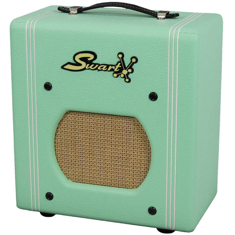 Swart Space Tone 6V6se Amp - Custom Surf Green