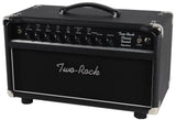 Two-Rock Classic Reverb Signature 100/50 Head, Black, Blackface