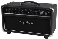 Two-Rock Classic Reverb Signature 50 Tube Rectified Head, Black, Blackface