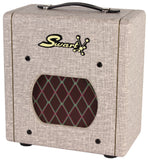 Swart Space Tone Atomic Jr, Fawn Slub, Diamond Grill