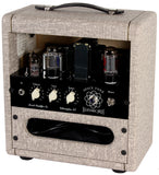 Swart Space Tone Atomic Jr Amp, Fawn Slub