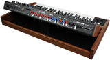 Moog Minimoog Voyager Performer Limited - Antique Tiger Oak - #3869