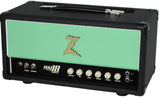 Dr. Z Maz 18 Jr NR MK II Head - Black, Surf Green