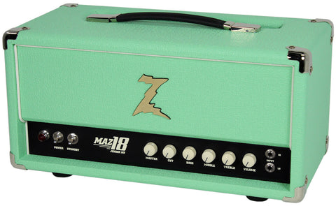 Dr. Z Maz 18 Jr NR Head - Surf Green