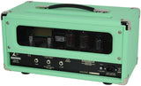 Dr. Z Maz 18 Jr Reverb Head - Surf Green