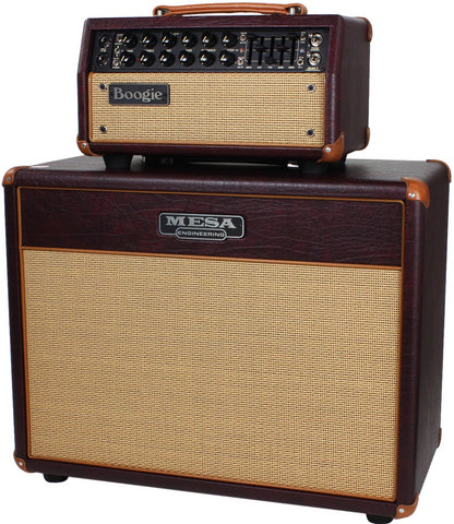 Mesa Boogie Mark V 25 Head / 1x12 Cab - Wine Taurus