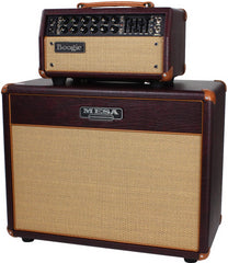 Mesa Boogie Mark Five 25 Head / 1x12 Cab - Wine Taurus