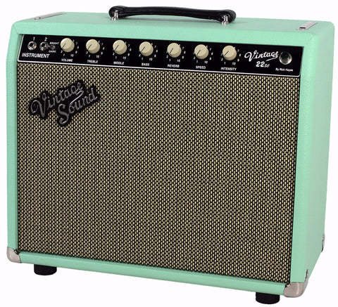 Vintage Sound Vintage 22sc - Surf Green