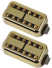 Lollar Lollartron Humbucker Pickup Set, Gold