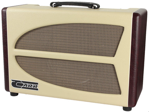 Carr Lincoln 1x12 Combo Amp - Cream / Wine