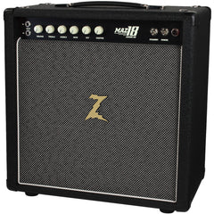 Dr. Z Maz 18 Jr NR MK II 1x12 Studio Combo - Black / Salt & Pepper
