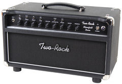 Two-Rock Bloomfield Drive 50 Head, Black, Black Panels