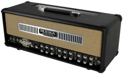 Mesa Boogie Dual Rectifier Head w/ Tan Jute Panel