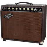 Vintage Sound Jazz 20 1x12 Combo Amp - Brown Western