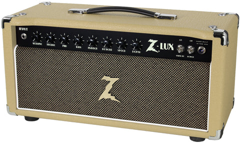Dr. Z Z-Lux Head - Blonde - Tan Grill