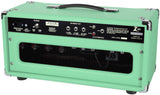 Dr. Z Z-Lux Head - Surf Green - Tan