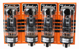 TAD Tube Amp Doctor 6L6GC-STR, Blackplate, Matched Quartet, Premium Selected