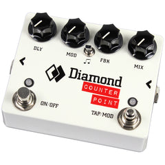 Diamond Counterpoint Delay Pedal