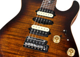 Suhr Modern Govan Spec Guitar - Light Bengal Burst