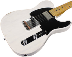 Suhr Classic T Antique - Trans White, Humbucker