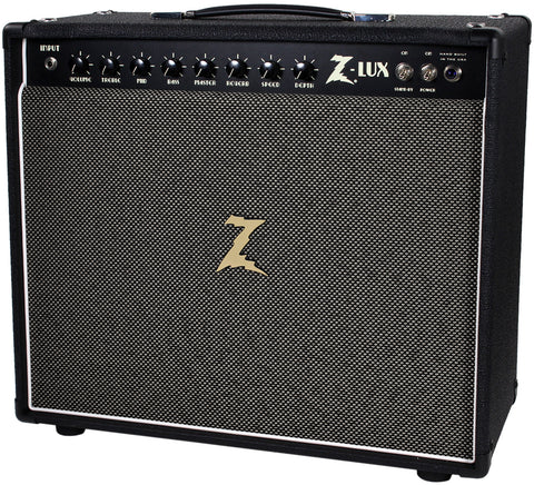 Dr. Z Z-Lux 1x12 Combo - Black / Salt & Pepper