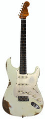 Fender Custom Shop LTD '59 Stratocaster, Heavy Relic, Aged Olympic White