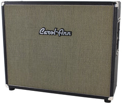 Carol-Ann 2x12 Cabinet in Black