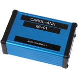 Carol-Ann Amplifiers MIDI Interface