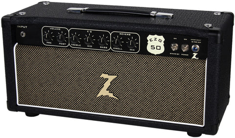 Dr. Z EZG-50 Amplifier Head
