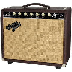 Vintage Sound Jazz 35 1x12 Combo - Brown Ostrich - Cane
