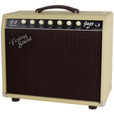 Vintage Sound Jazz 20 1x12 Combo Amp - Blonde - Oxblood