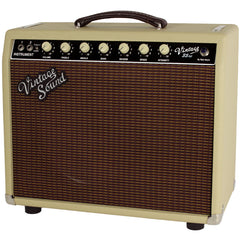 Vintage Sound Vintage 35sc - Blonde - Oxblood