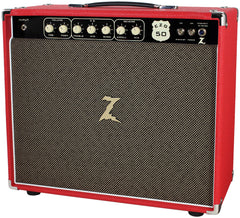 Dr. Z EZG-50 1x12 Combo - Red