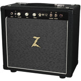 Dr. Z M12 1x10 Combo - Black w/ Salt & Pepper