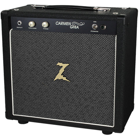 Dr. Z Carmen Ghia 1x10 Combo - Black / Salt & Pepper