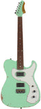 Fano TC6 Guitar in Surf Green