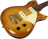 Fano RB6 Guitar in Faded Tea Burst w/ Flamed Maple Top