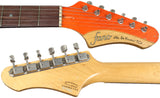 Fano TC6 Guitar in Round Up Orange w/ Bigsby B5
