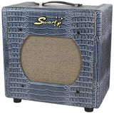 Swart STR-Tremolo Amp - Charcoal Blue Croc