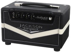 Jackson Ampworks NewCastle 30 MKII Head - Black