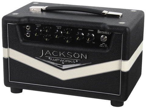 Jackson Ampworks Britain 30 MKII Head - Black