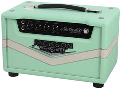 Jackson Ampworks NewCastle 30 MKII Head - Surf Green
