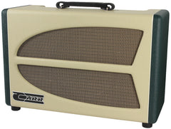 Carr Lincoln 1x12 Combo Amp - Cream / Green