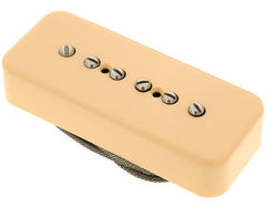 Lollar P-90 Soap Bar Pickup, Neck, Cream