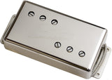Lollar Regal Wide Range Neck Pickup, Nickel