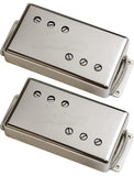 Lollar Regal Wide Range Pickup Set, Nickel