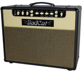 Bad Cat Hot Cat 30R Reverb Handwired 1x12 Combo Amp - Black / Cream