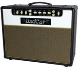 Bad Cat Hot Cat 30R Reverb 1x12 Combo Amp - Black / White