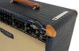 Mesa Boogie Express Plus 5:50 Combo - Navy Crocodile Leather